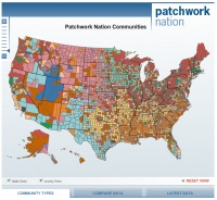 Panels - Patchwork Nation
