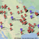 Independent New Sites: The Pendulum is Swinging Both Ways - Community Sites Map