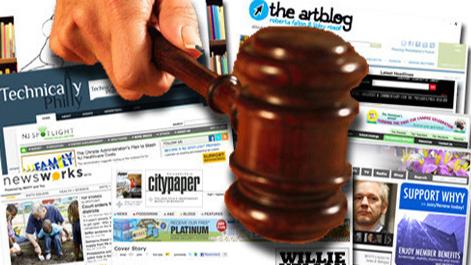 Law for Media Startups - Gavel