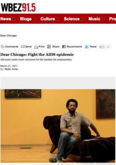 WBEZ - Dear Chicago