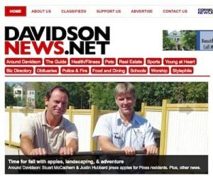 Charlotte News Alliance - DavidsonNews.net - Davidson, N.C.
