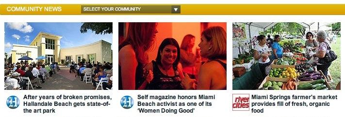 Miami Community News