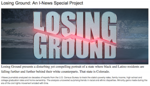 News Chops Denver - I-News - Losing Ground