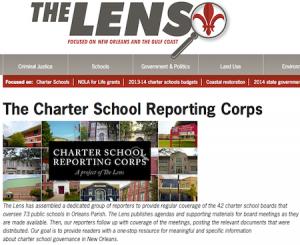 The Lens - Charter School