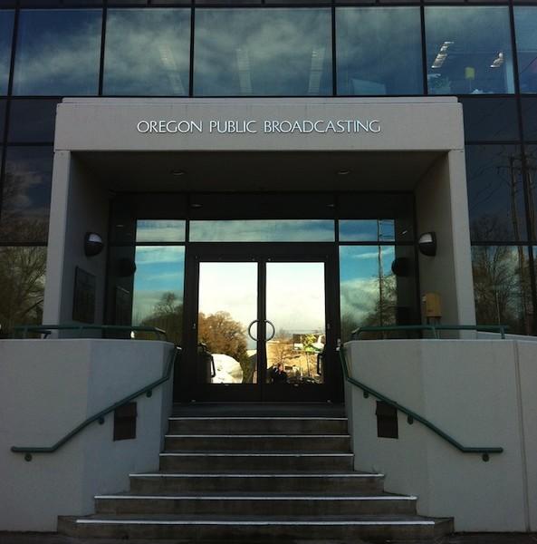 Oregon Public Broadcasting headquarters. (CC/Francis Storr)