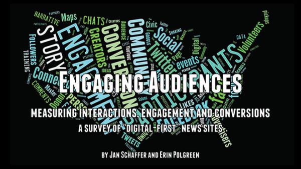 Engaging Audiences report