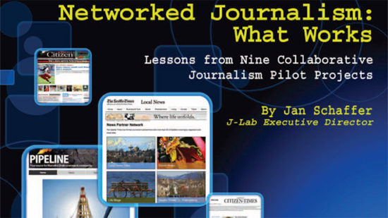 Networked Journalism report