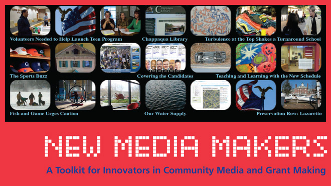 New Media Makers cover