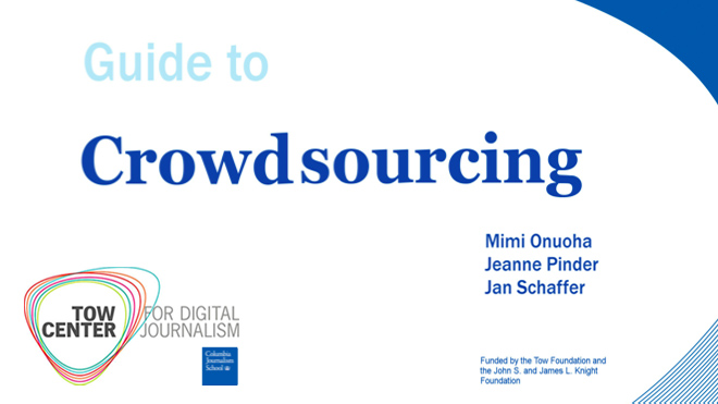 Guide to Crowdsourcing
